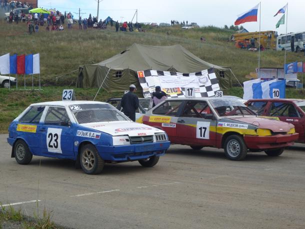 1-Этап Чемпионата и Кубка России в г. Полысаево, 27-28 августа 2011 г.