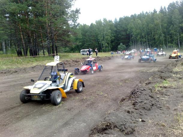 2-Первое открытое первенство Кузбасса по автокроссу среди детей 5-12 лет на приз губернатора Кемеровской области
