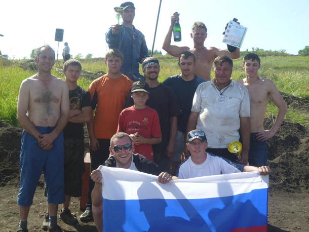 6-Этап кубка Чемпионата России по автокроссу в г. Новокузнецк, 16-17 июля 2011 г.