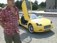 ISV самодельный супер-кар (видео)