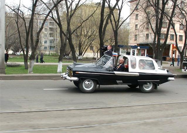 """""""Ласточка"""" на параде 9 мая"""