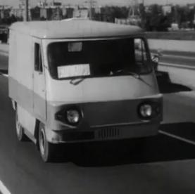Советские прототипы. Видео Автомобиль завтра.