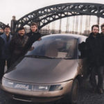 Советские прототипы. Автомобиль Охта.
