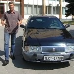 Полноприводная Волга ГАЗ 3105 о восьми цилиндрах (видео)