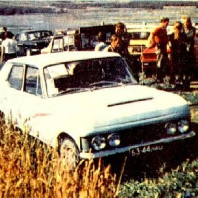 Самодельный легковой автомобиль Камелус.