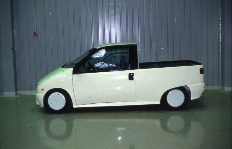 Компакт-2, грузовой вариант.