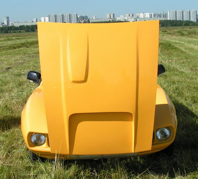 Автомобиль Протон.