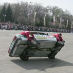 Автотрюки — на двух колёсах