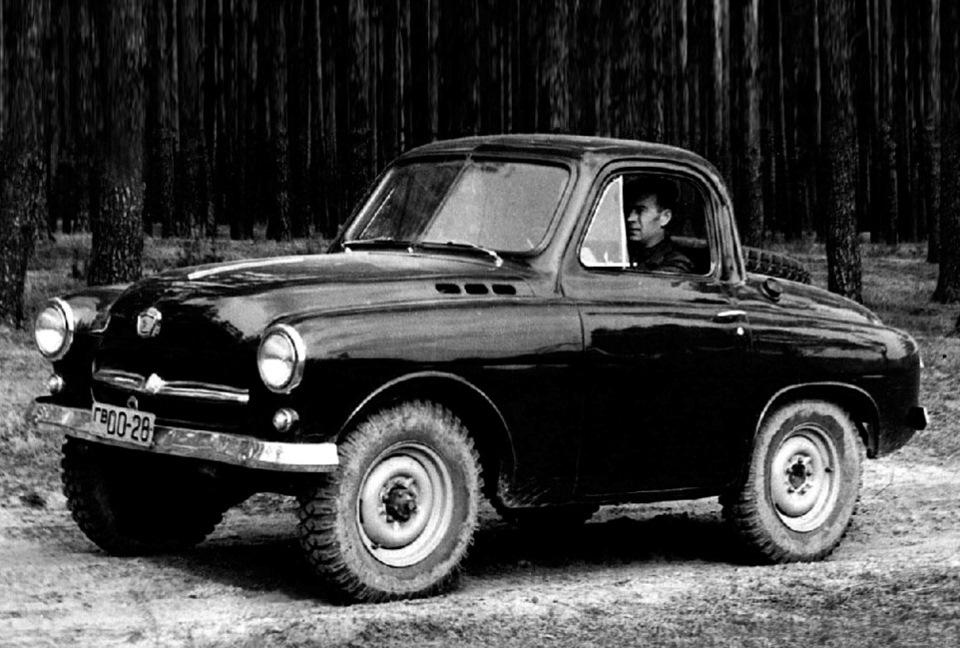 ГАЗ-М73 (1955).