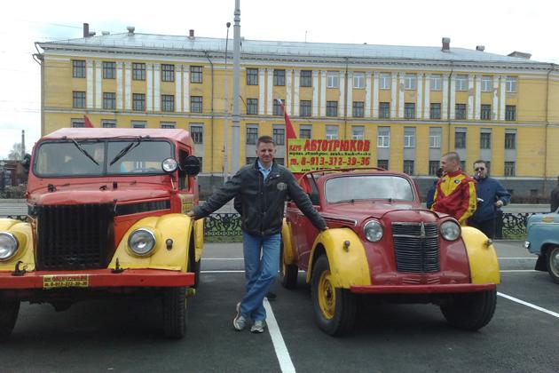 Евгений Федосов.
