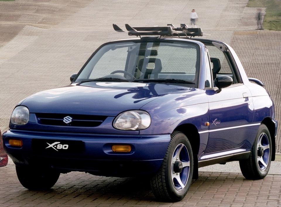 Suzuki X-90 (1996-1998).