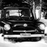 ГАЗ-М73: на 40 лет опережая японцев
