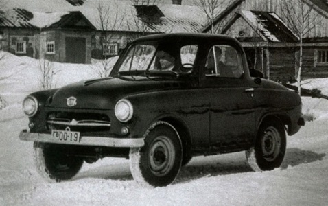 Прототип ГАЗ М73.