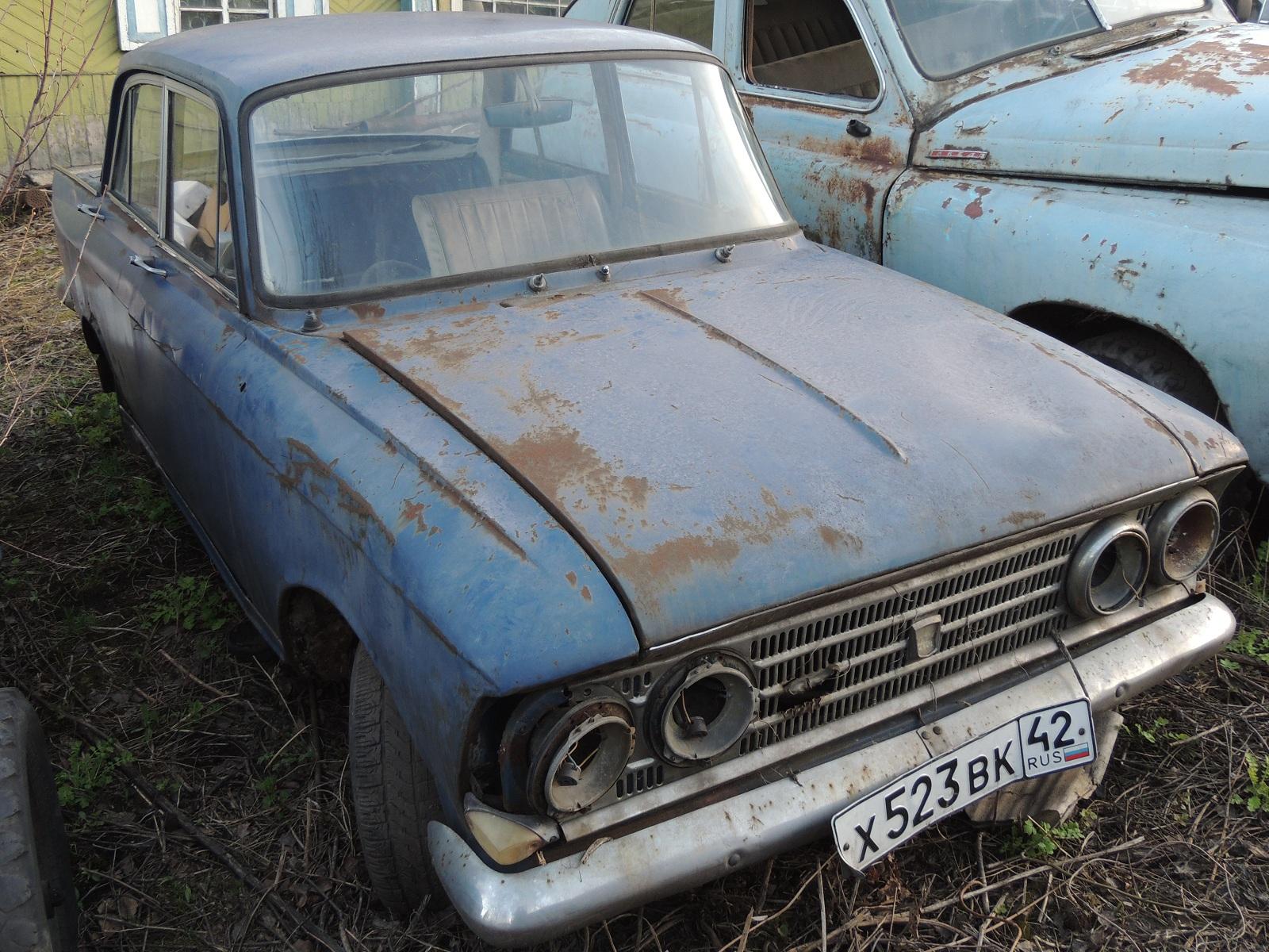 Москвич-408.