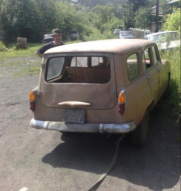 Москвич-423.