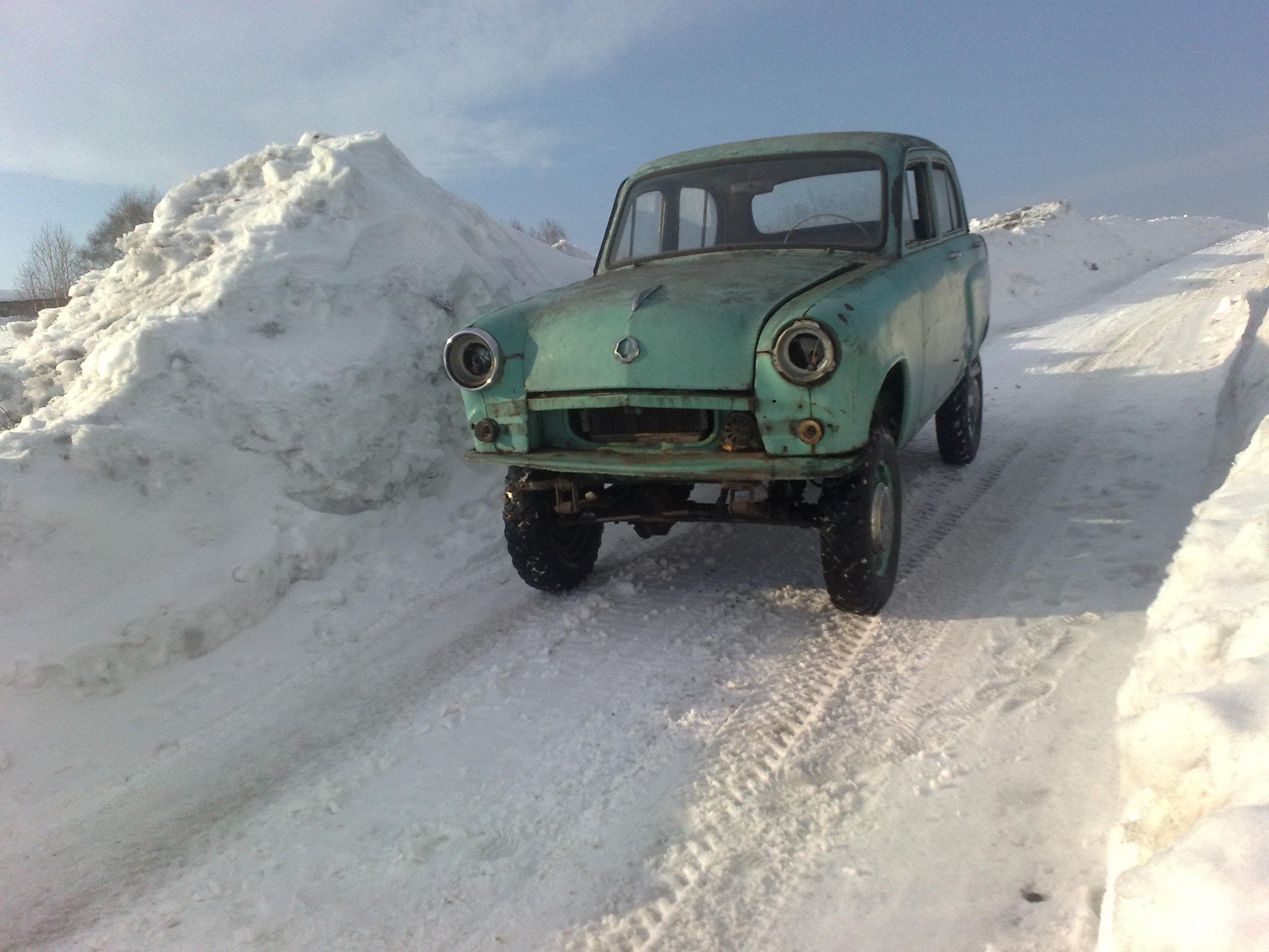 Москвич-410.