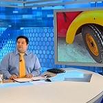 Автоклуб Авто-Юниор на Первом канале (видео)