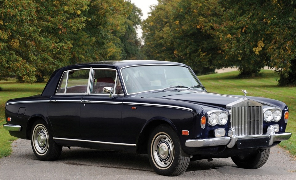 Rolls-Royce Silver Shadow (1965–1977).