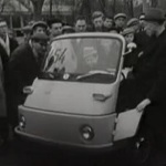 Кадры кинохроники о советских самоделках середины 20-го века (видео)
