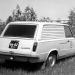 Советский электромобиль ВАЗ-2801: за 30 лет до Tesla (видео)