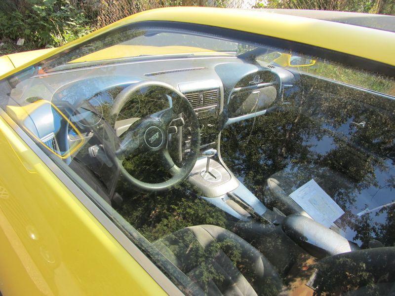 Самодельный легковой автомобиль ISV.