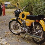 3 самых быстрых мотоцикла в СССР