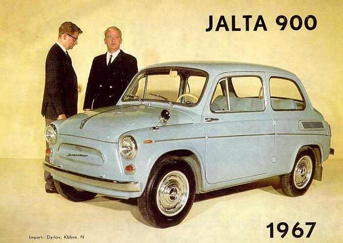 ZAZ Jalta 900.