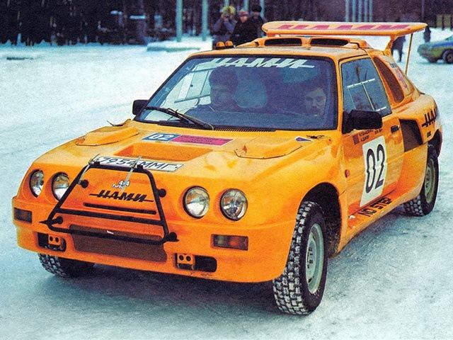 НАМИ-0290 Апельсин.