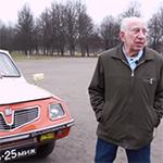 Как и кто сделал первый в Беларуси самодельный автомобиль «Фантазия» в Минске (видео)