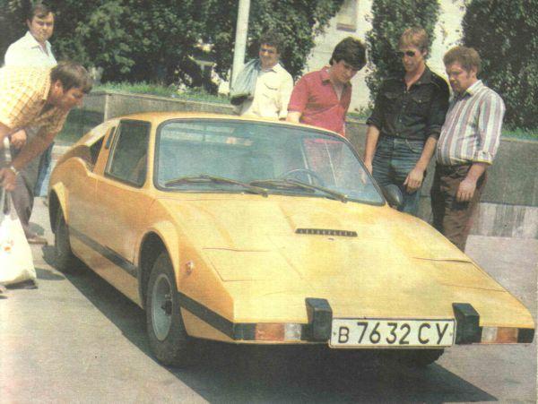 """Фото с обложки """"Моделист-Конструктор"""" №3 за 1987 год."""