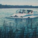 Самодельные автомобили России: удивительная история Ихтиандра