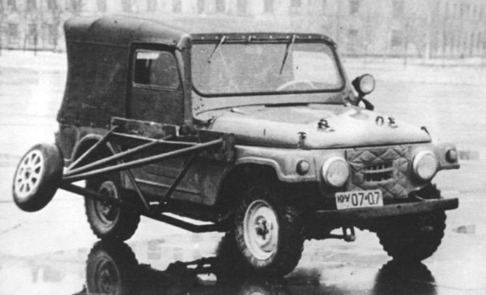 Москвич 416.