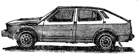 С-1 (эскиз).