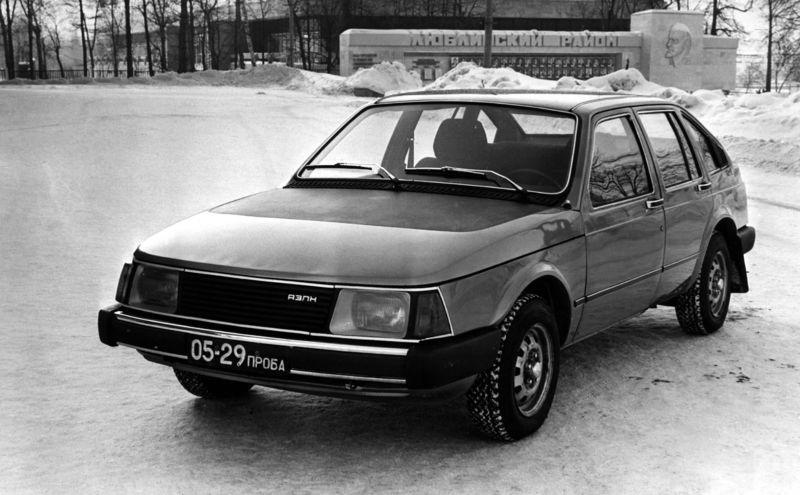 Москвич С-3.