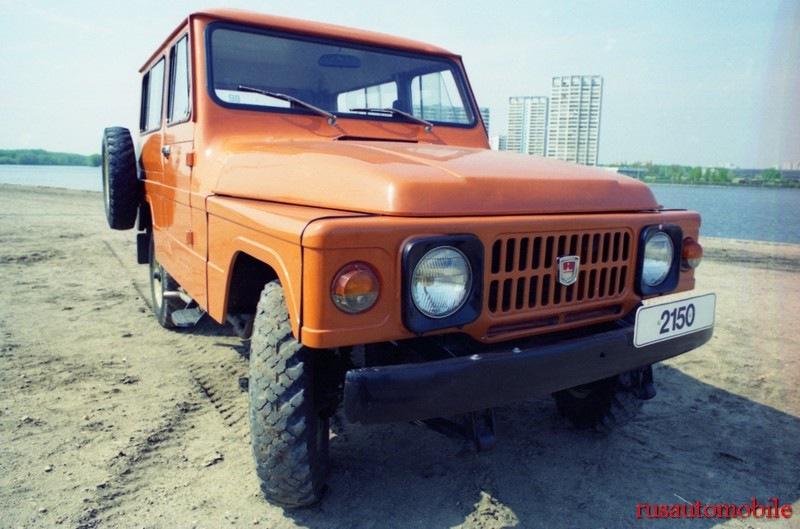 Москвич 2150.