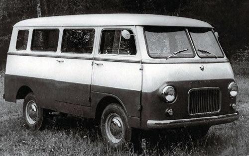 Москвич А9.