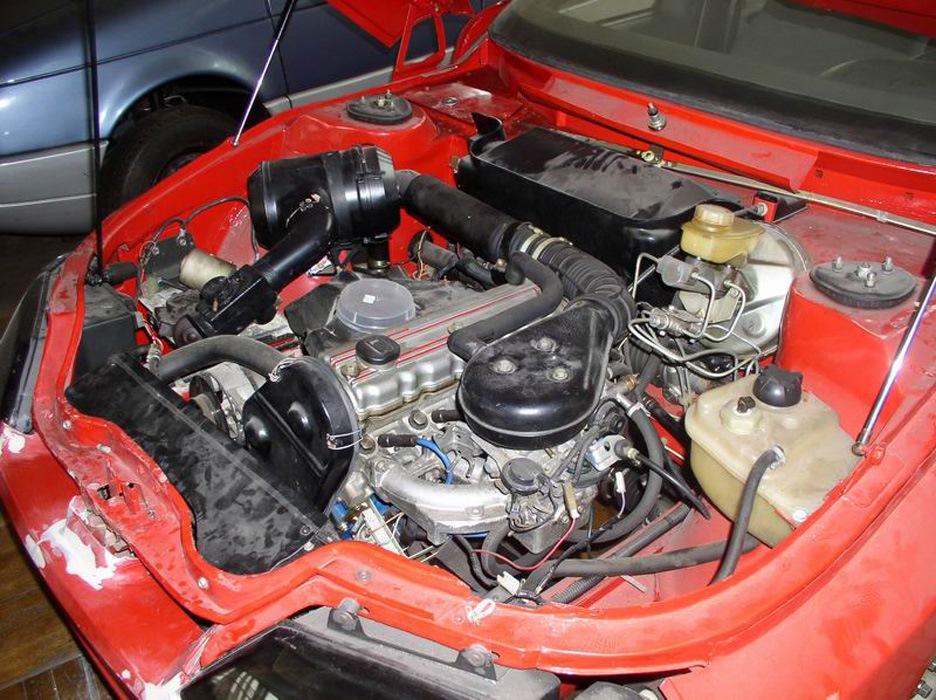 414-й двигатель.