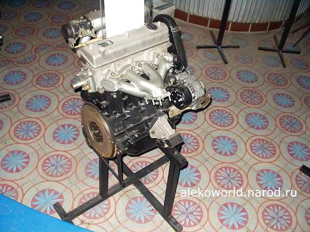 Двигатель АЗЛК 21415.