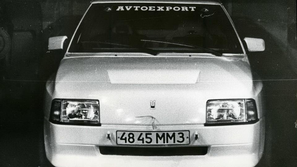 Москвич 2141 КР.