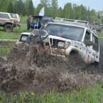 Особенности национальной езды по непролазной грязи